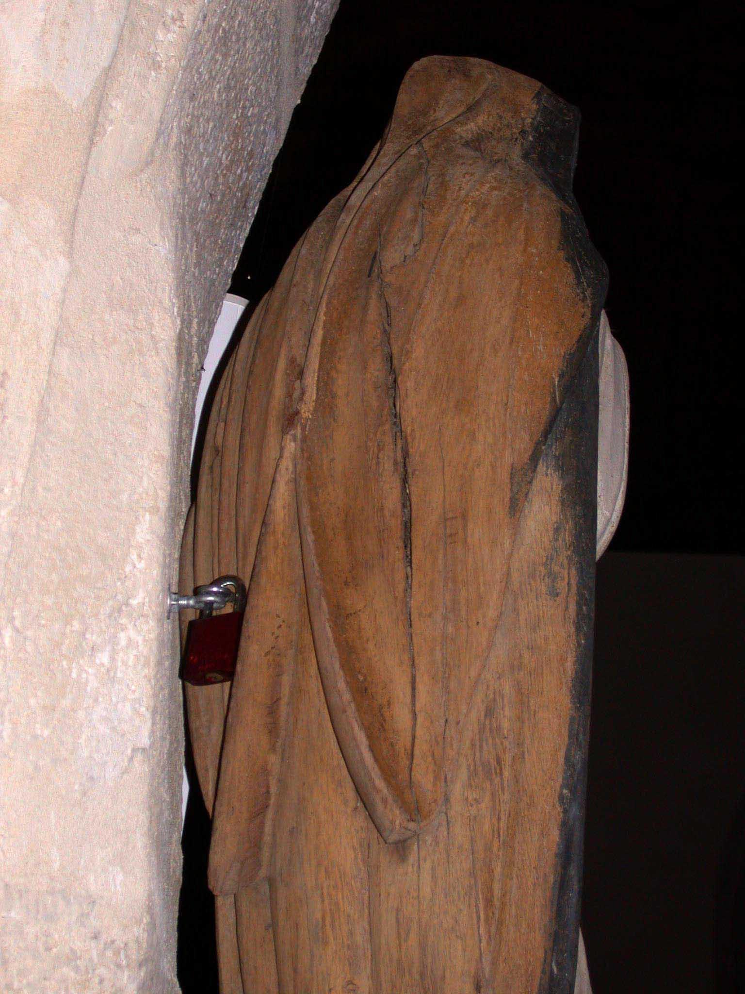 Fulbert Dubois restauration patrimoine sécurisation sculpture