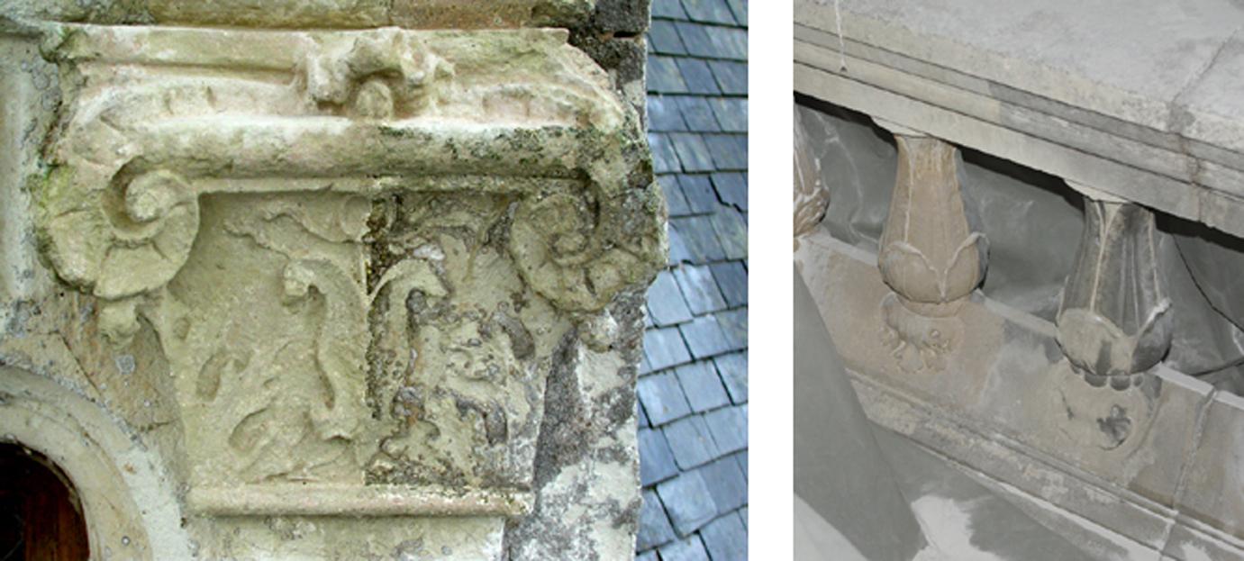 fulbert dubois restauration patrimoine nettoyage